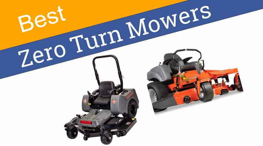 The Best Zero Turn Mower For The Money Buyer S Guide