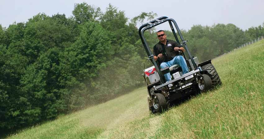 How to use a Zero Turn Mower