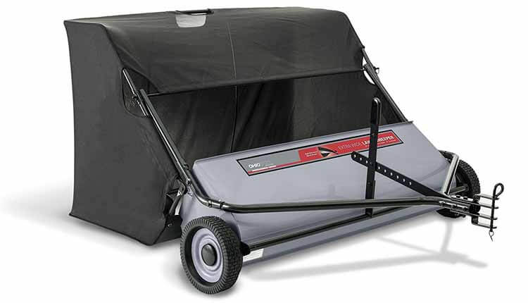 Ohio Steel Lawn Sweeper Review