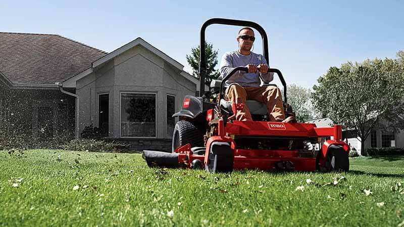 how to start a zero turn mower
