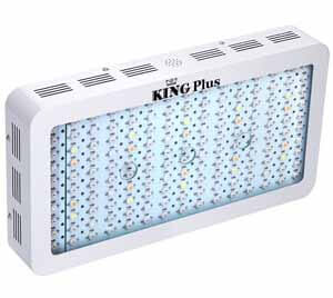 King LED Grow Light 1500w