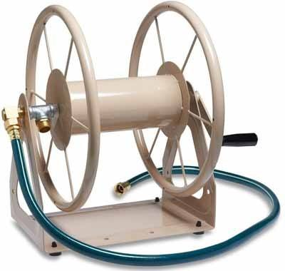best retractable water hose reel