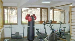 Outdoor Home Gym Equipments