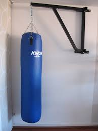 Punching bag- Outdoor Home Gym