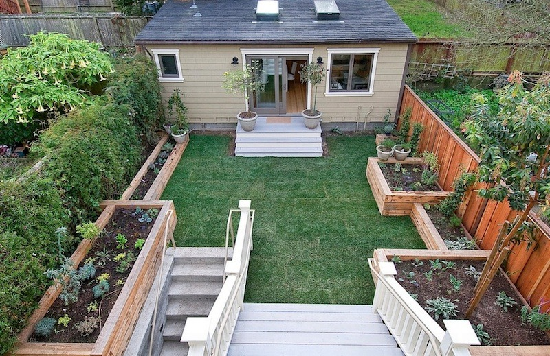 DIY Garden Ideas for Tiny House