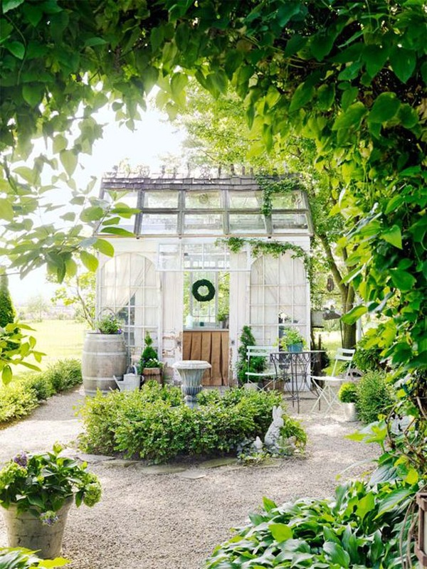 Garden Ideas for Tiny House