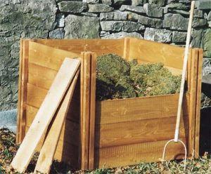 Wood Composters