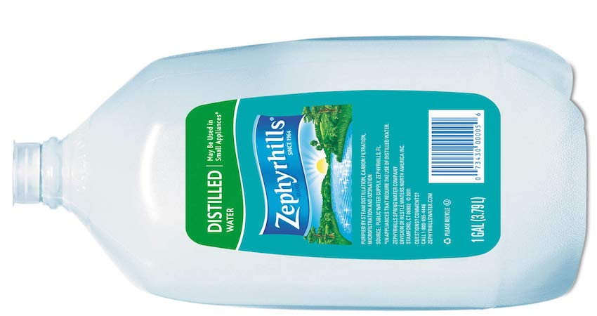 Is Bottled Water Good For Plants