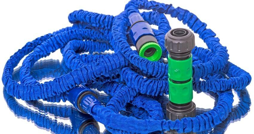 What is an Expandable Garden Hose